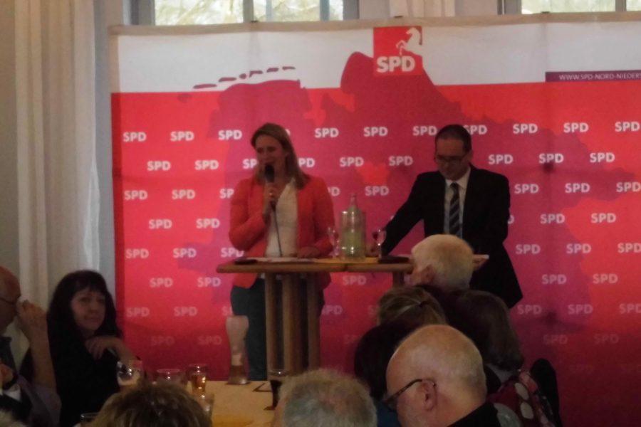 Christina Jantz-Herrmann und Grant Hendrik Tonne