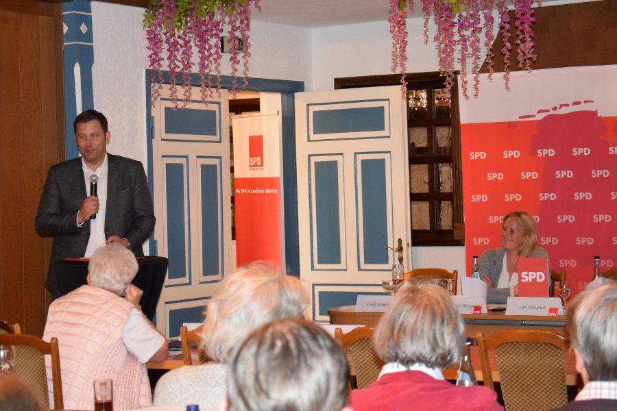 Lars Klingbeil, Generalsekretär SPD